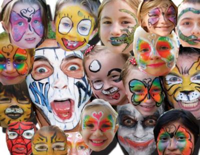 Happycreative-Arts Face & Body Painting | Astoria, NY | Face Painting | Photo #1
