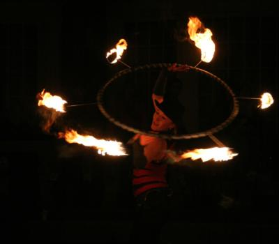 Pyrotechniq | Chicago, IL | Fire Dancer | Photo #4