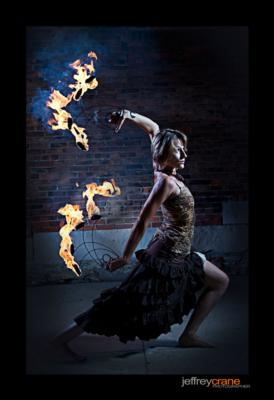 Pyrotechniq | Chicago, IL | Fire Dancer | Photo #8