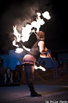Pyrotechniq | Chicago, IL | Fire Dancer | Photo #18