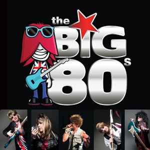 Indiana 80s Band | The Big 80's