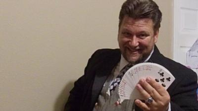 Scott G Barhold | Melbourne, FL | Magician | Photo #13