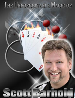 Scott G Barhold | Melbourne, FL | Magician | Photo #1