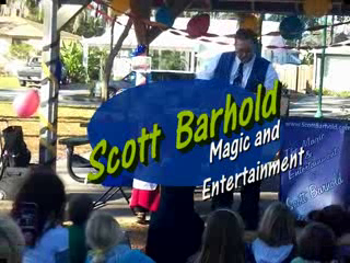 Scott G Barhold | Melbourne, FL | Magician | Birthday Magic