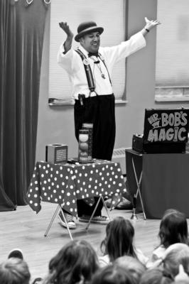 Mr. Bob | Oak Park, IL | Magician | Photo #3