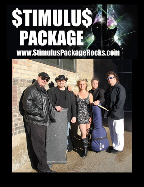 $timulu$ Package - Variety Band - Minneapolis, MN