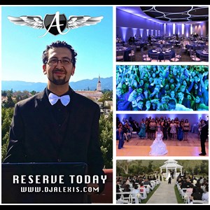 Riverside Spanish DJ | Bilingual DJ/MC Alexis