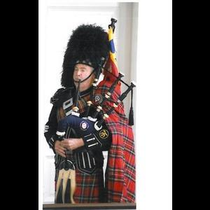 Union Furnace Bagpiper | Stephen Shields