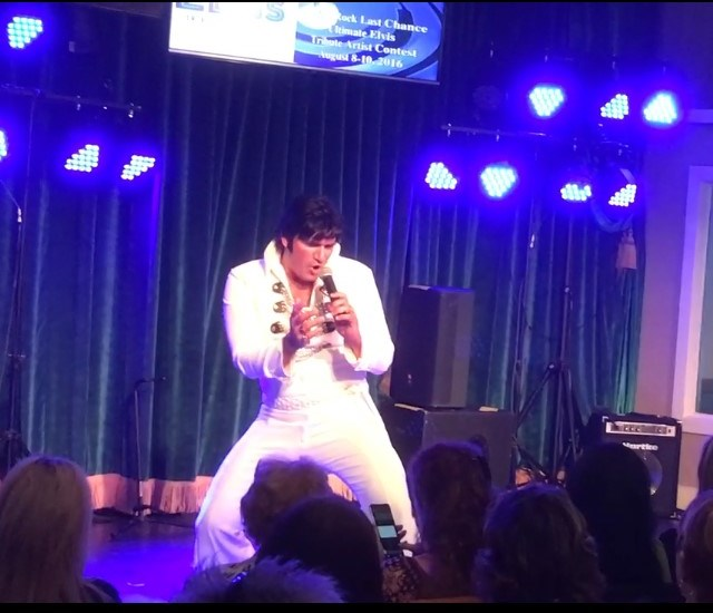 Sing Like The King Presents Manny Triana As Elvis! - Elvis Impersonator - Arlington, TX