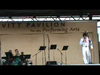 Sing Like The King Presents Manny Triana As Elvis! | Arlington, TX | Elvis Impersonator | Teddy Bear/ Don't Be Cruel