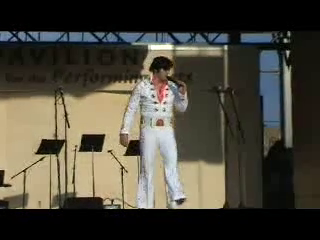 Sing Like The King Presents Manny Triana As Elvis! | Arlington, TX | Elvis Impersonator | Heartbreak Hotel/ Hound Dog