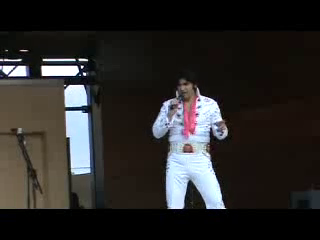 Sing Like The King Presents Manny Triana As Elvis! | Arlington, TX | Elvis Impersonator | Burning Love