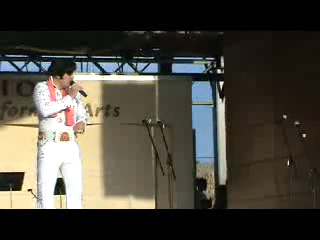 Sing Like The King Presents Manny Triana As Elvis! | Arlington, TX | Elvis Impersonator | All Shook Up