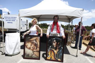 Elvis as Rick Ricketts | Delray Beach, FL | Elvis Impersonator | Photo #3