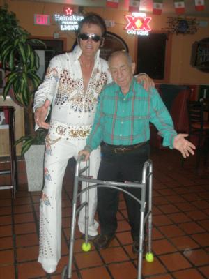 Elvis as Rick Ricketts | Delray Beach, FL | Elvis Impersonator | Photo #10