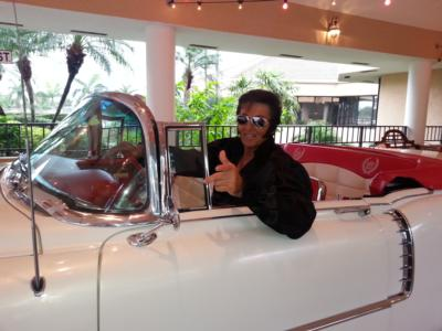 Elvis as Rick Ricketts | Delray Beach, FL | Elvis Impersonator | Photo #9