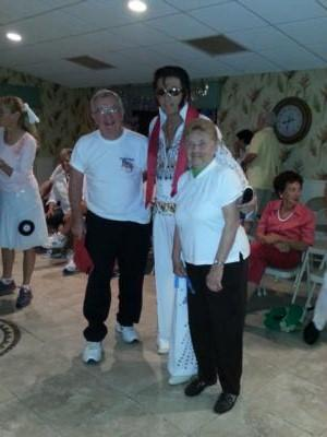 Elvis as Rick Ricketts | Delray Beach, FL | Elvis Impersonator | Photo #13