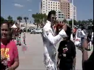 Elvis as Rick Ricketts | Delray Beach, FL | Elvis Impersonator | 10th Annual Kruisin Krome Car Show - Miccosukee Casino