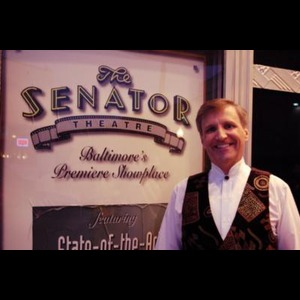 Greenville Swing Singer | Jim The Entertainer ~ An Award-Winning Performer