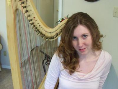 Melody Nasiatka | San Antonio, TX | Harp | Photo #1