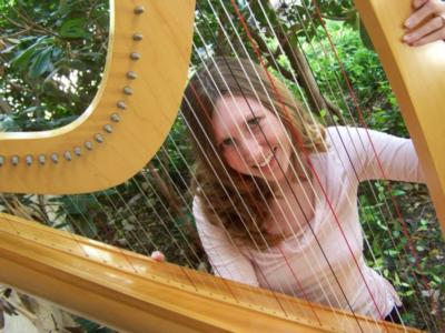 Melody Nasiatka | San Antonio, TX | Harp | Photo #2