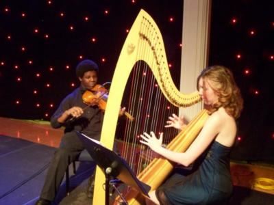 Melody Nasiatka | San Antonio, TX | Harp | Photo #4