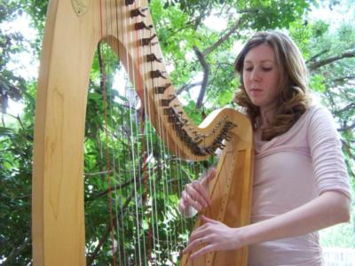 Melody Nasiatka | San Antonio, TX | Harp | Photo #3