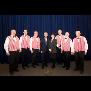 Chicago Barbershop Quartet | Fermata D'Aria