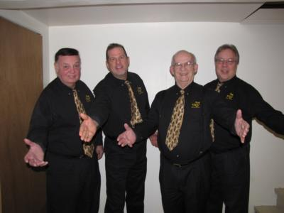 Fermata D'Aria | Chicago, IL | Barbershop Quartet | Photo #2