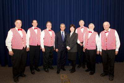 Fermata D'Aria | Chicago, IL | Barbershop Quartet | Photo #15
