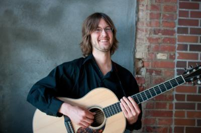 John Wayland Harr | Portland, OR | Acoustic Guitar | Photo #1