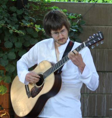 John Wayland Harr | Portland, OR | Acoustic Guitar | Photo #18