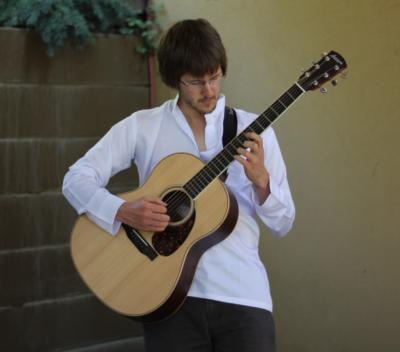 John Wayland Harr | Portland, OR | Acoustic Guitar | Photo #3