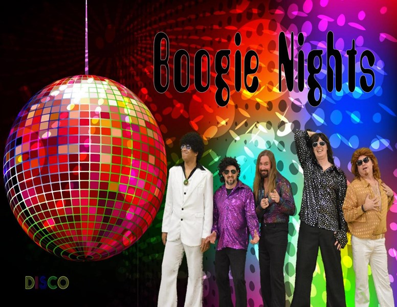 The Ultimate Tribute to Disco!