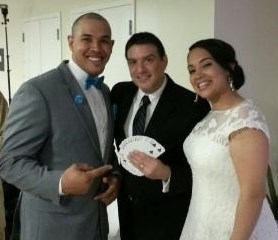 Carmelo & Josmary's Wedding
