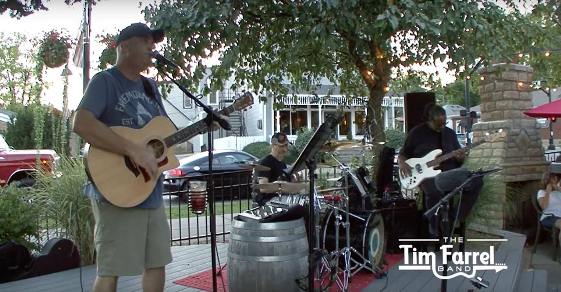 Tim Farrel Band - Acoustic Band - Powell, OH