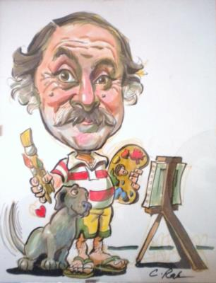 The Karicature King | Jamaica, VT | Caricaturist | Photo #10