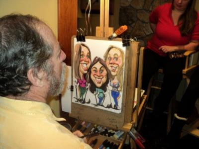 The Karicature King | Jamaica, VT | Caricaturist | Photo #12