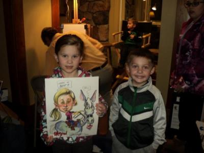 The Karicature King | Jamaica, VT | Caricaturist | Photo #11