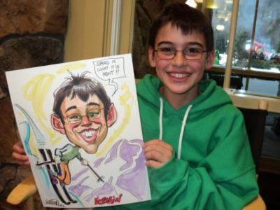 The Karicature King | Jamaica, VT | Caricaturist | Photo #4