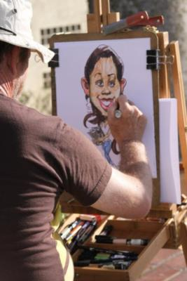 The Karicature King | Jamaica, VT | Caricaturist | Photo #2