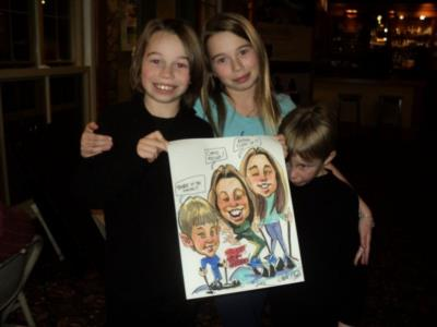 The Karicature King | Jamaica, VT | Caricaturist | Photo #21