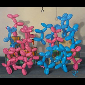 Peoria Balloon Twister | Balloonatic Fringe - by Funtime Services