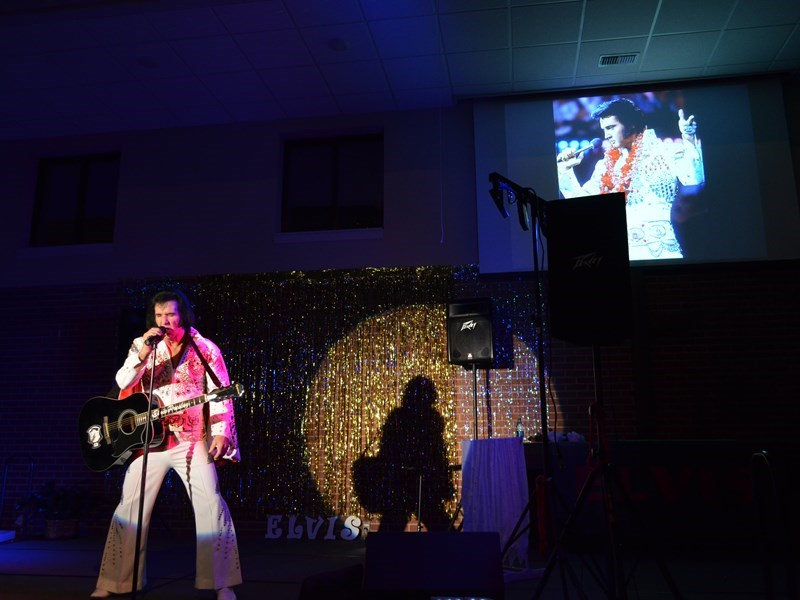 Jeff Vandenberg Rated #1 So. Carolina/Weddings - Elvis Impersonator - Port Royal, SC