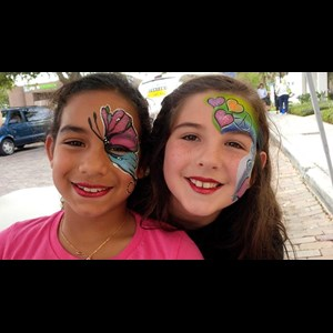 Gainesville Face Painter | Merry Minstrel Llc