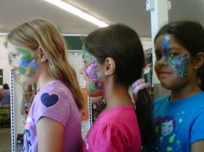 Merry Minstrel Llc | Apopka, FL | Face Painting | Photo #4