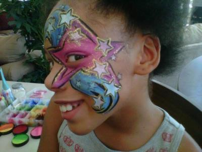 Merry Minstrel Llc | Apopka, FL | Face Painting | Photo #1