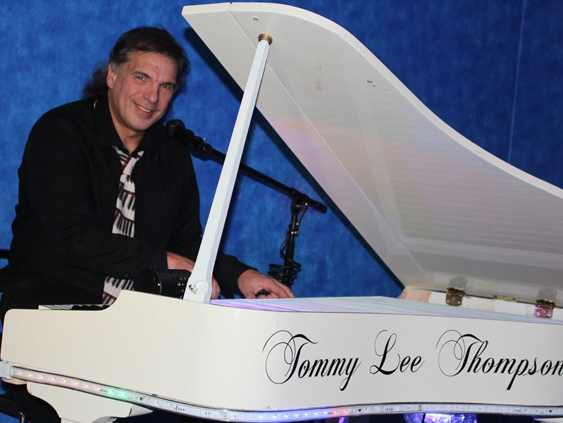Tommy Lee Thompson - Pianist - Clinton, OH