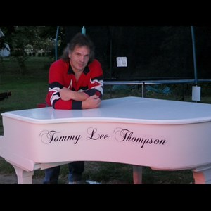 Sebring Pianist | Tommy Lee Thompson