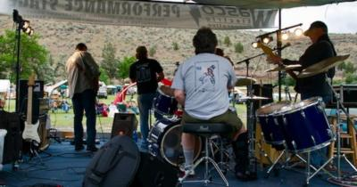 Coalbird | The Dalles, OR | Classic Rock Band | Photo #13